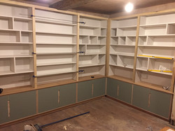 Study Cuboards & Shelves Scani Inspired