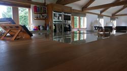 Oak & Granite Worktop
