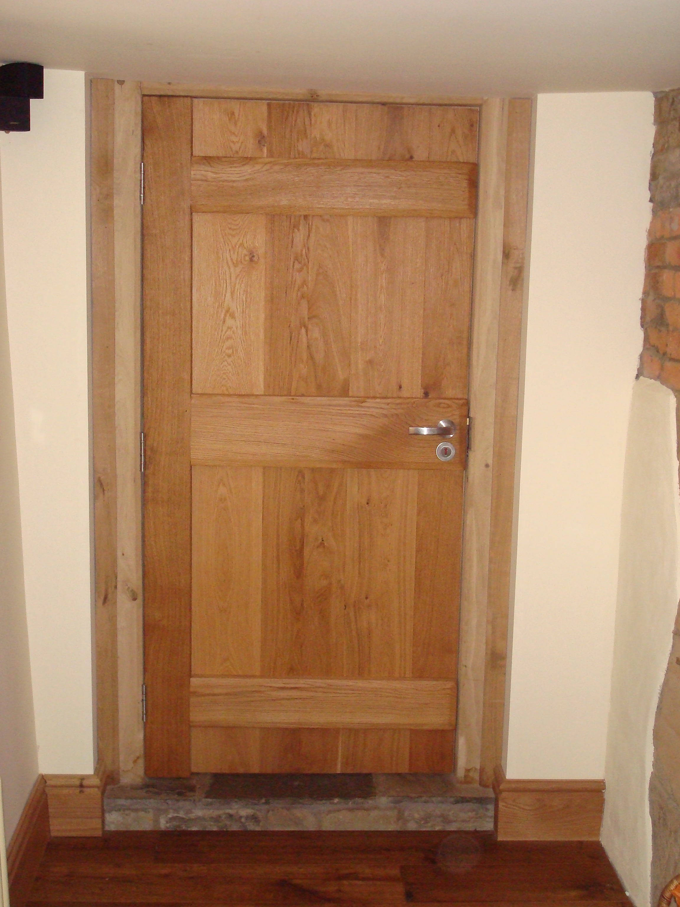 Muirhall Door Internal
