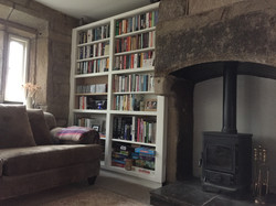 Bespoke Fitted Bookcase