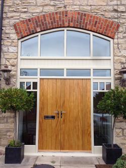 Replacement Idigbo Doors