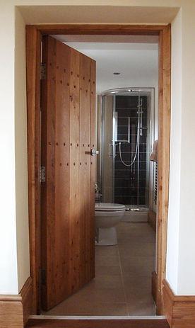 Bespoke Internal Oak Door
