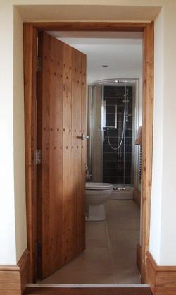 Muirhall Bathroom Door
