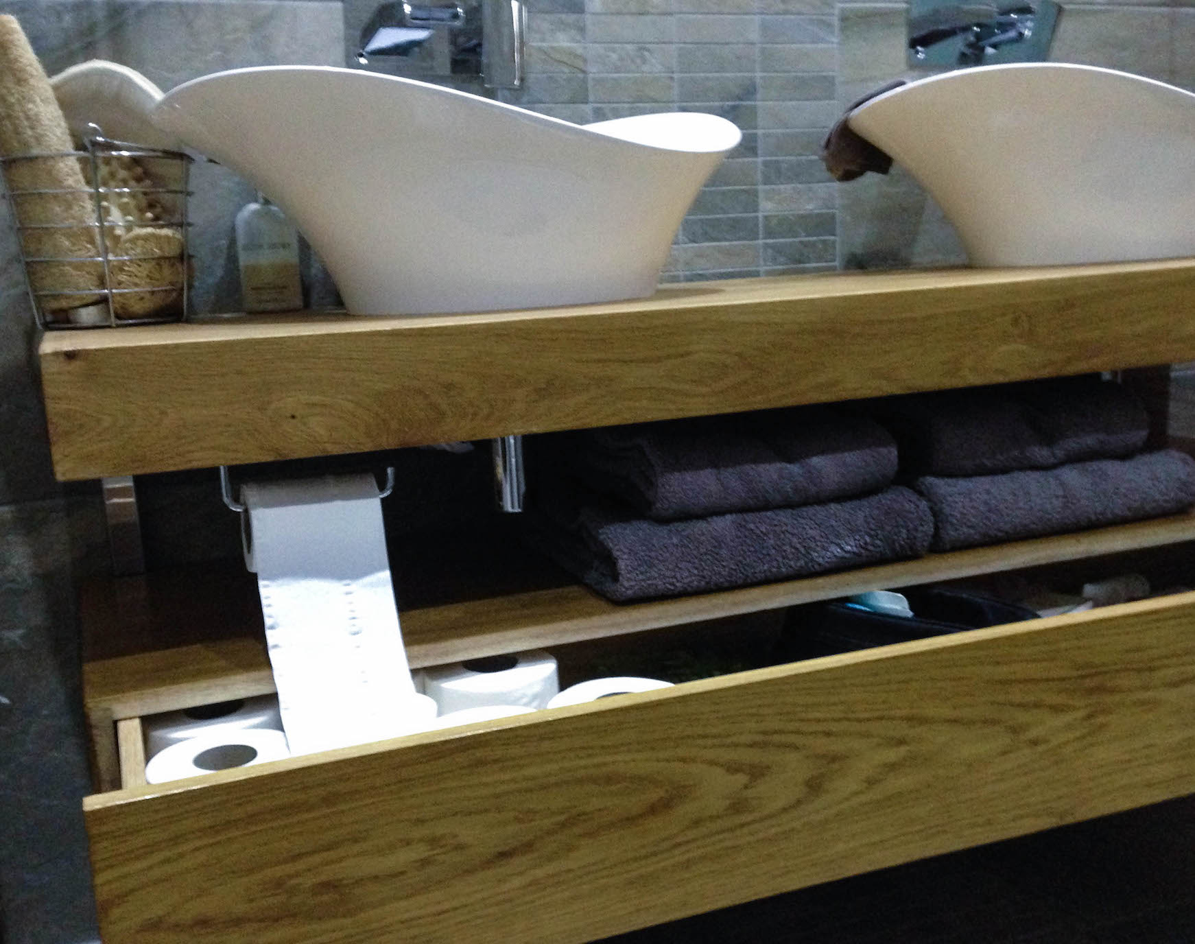 Contemporary Washstand