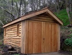 Woodland Garage