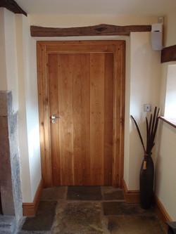 Muirhall Door Front
