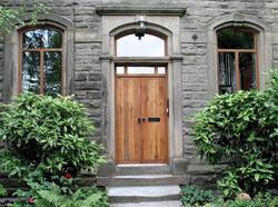 Arch Window & Door
