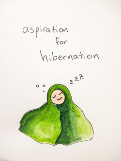 aspiration for hibernation
