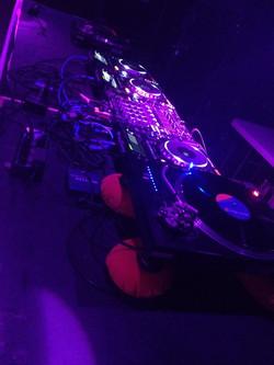 DJ rig - Fixed @ SRB Brooklyn