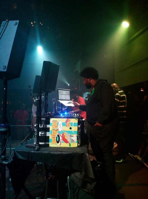 Questlove @ Voyeur Nightclub