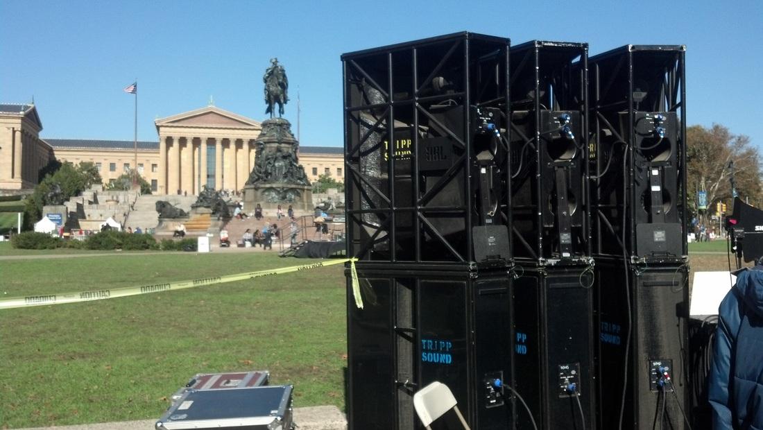 Aids Walk @ Eakins Oval