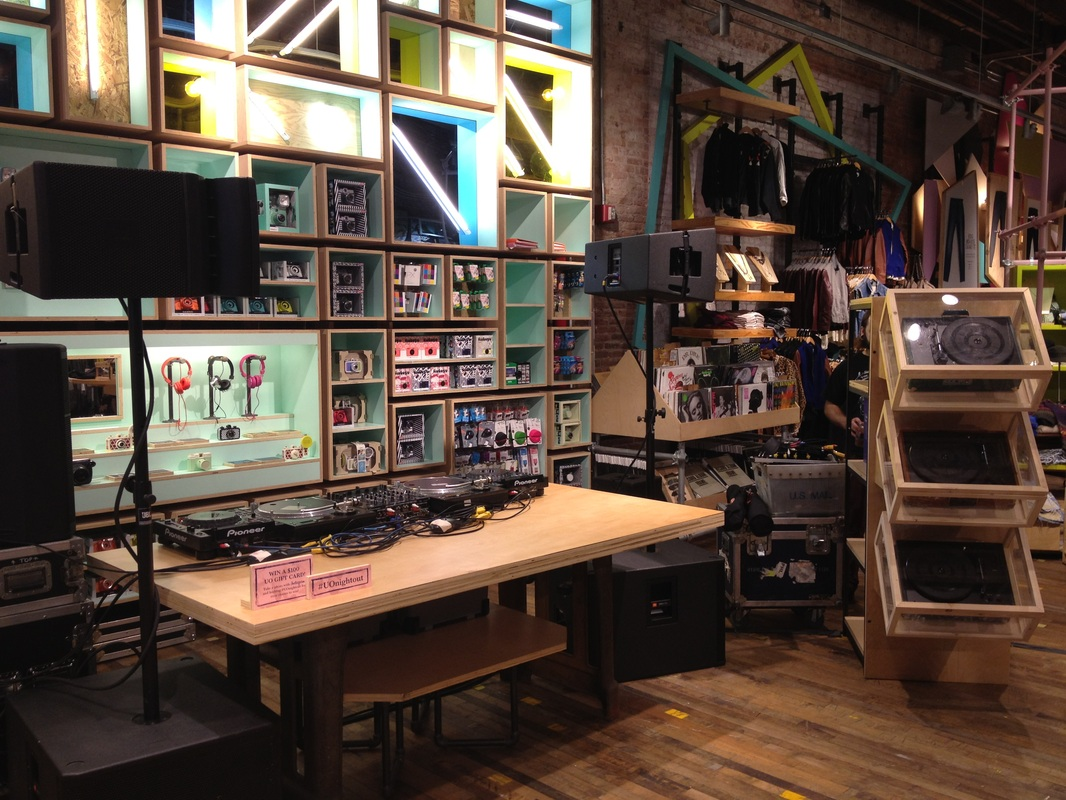 Urban Outfitters - NYC