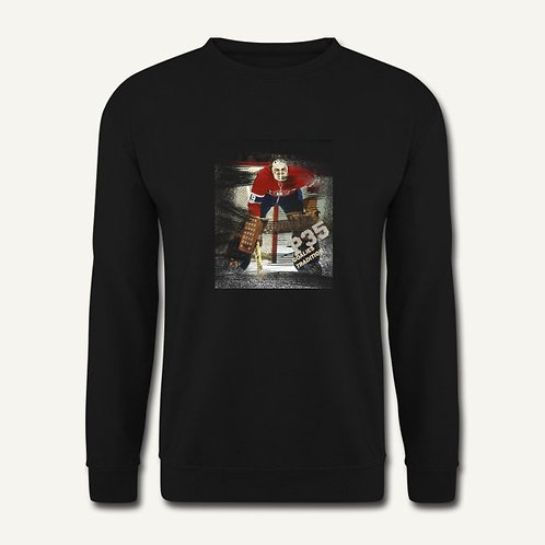 Classic Hoodie Old Time Goalie