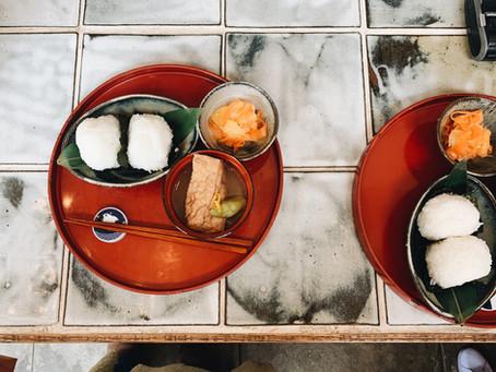 汁飯会 in taramu books andcafe