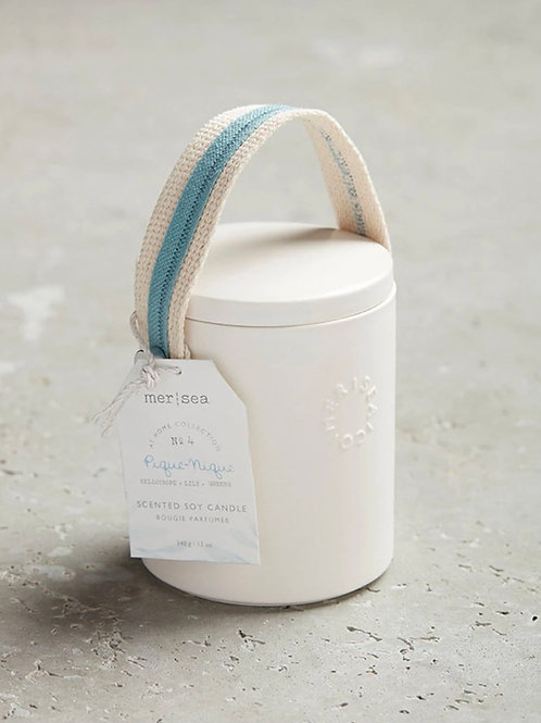 Stitched Handle Candle