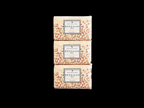 Honey & Orange Blossom Bar Soaps