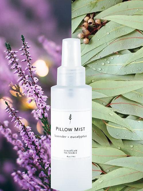 Calming Lavender + Eucalyptus Pillow Mist