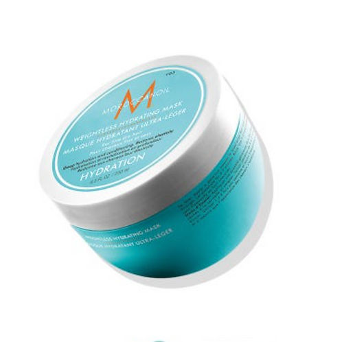 WEIGHTLESS HYDRATING HAIR MASK