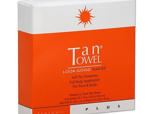 FULL BODY TAN TOWELETTES (5PK)