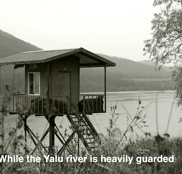 The River I Must Cross I