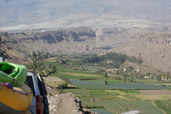Off to chili river in chilina valley