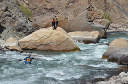 colca rafting expedition in peru