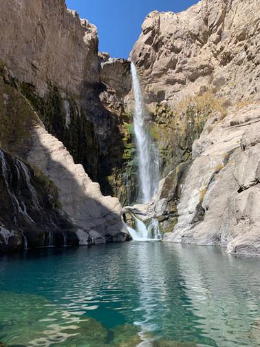 Paccha Waterfall