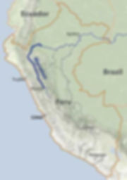 Rio Marañón Map