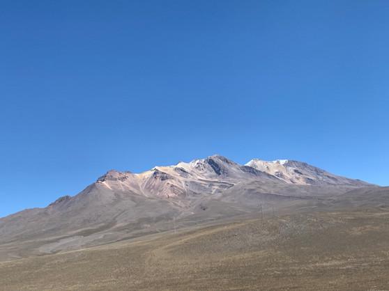 Chachani Volcano