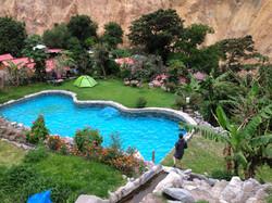 Sangalle Oasis Colca Canyon