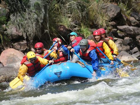 Rafting Rio Urubamba