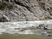 Kayaking Rio Maranon