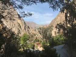 San Juan de Chuccho Colca Canyon