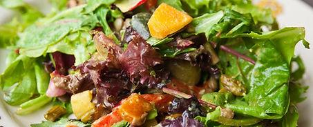 Mixed Greens Salad | Troy, NY