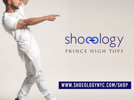 New Shoeology ad