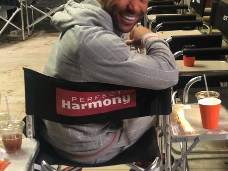 "Collaborating Choreographer  ""PERFECT HARMONY"""