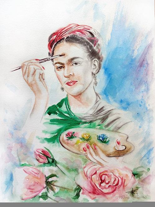 O ser-sendo Frida