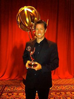 Tommy Kane - reporter host Emmy Award