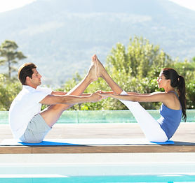 Partner-Pilates in Unterentfelden