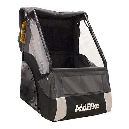"""AddBike-Aufbau """"Carry'Dog"""""""