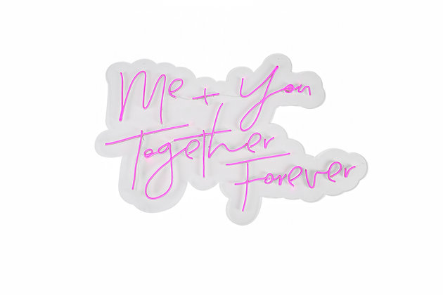 Me + You Together Forever