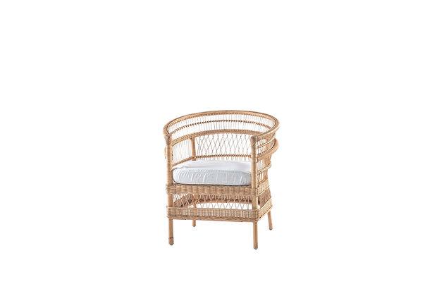Anya Natural Armchair