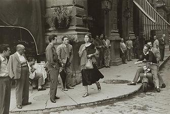 Bonhams: Asta di fotografie di Ruth Orkin