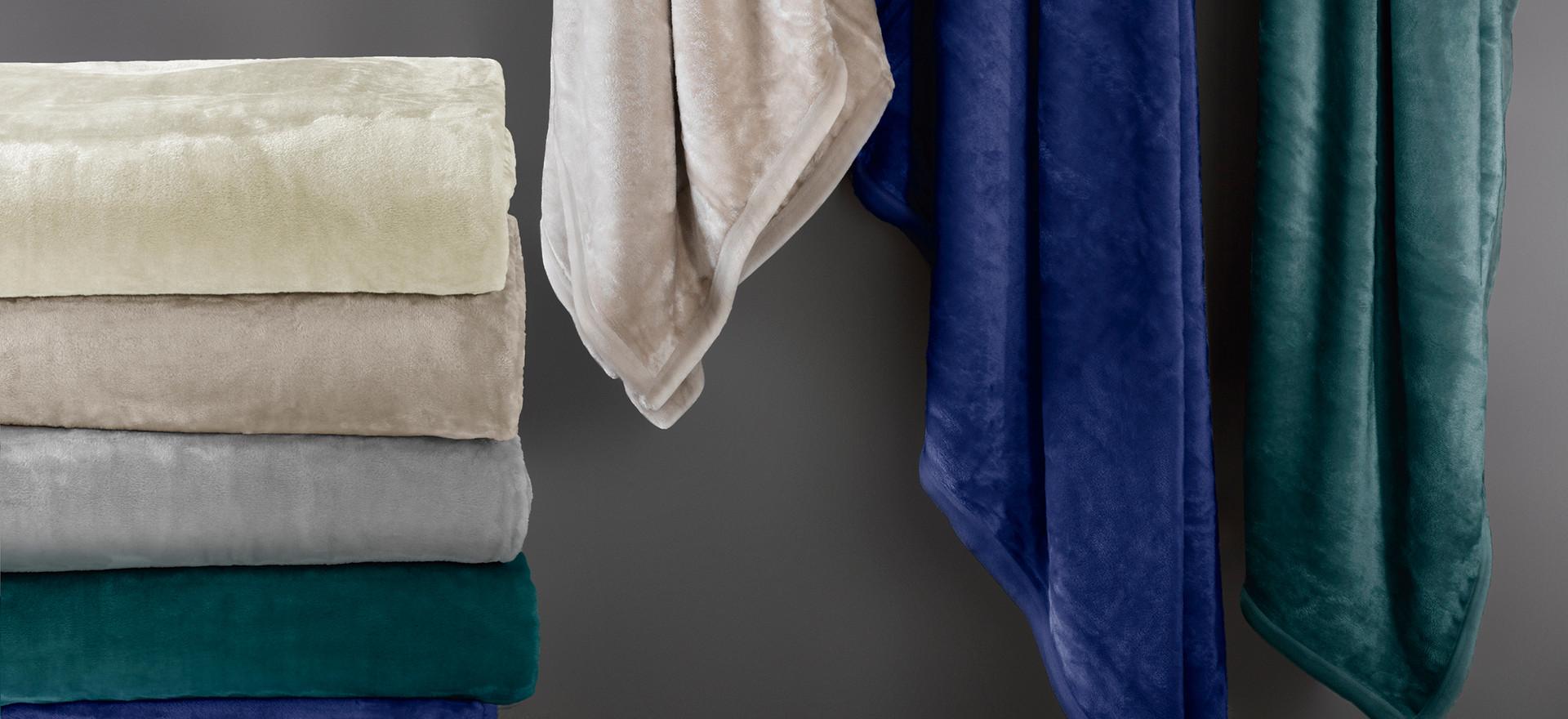 Cobertores Soft