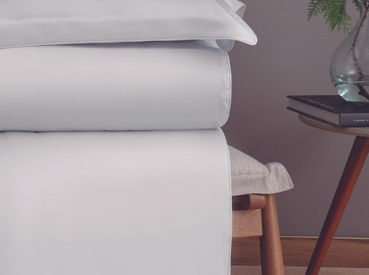 Kit Duvet Basic Branco