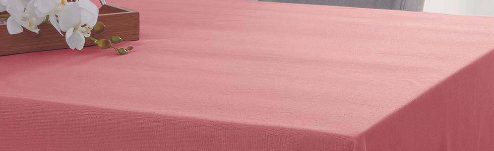 Toalha de Mesa Coral