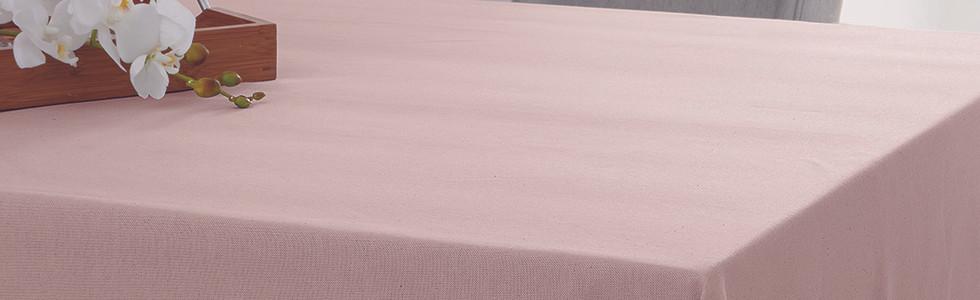 Toalha de Mesa Rosê
