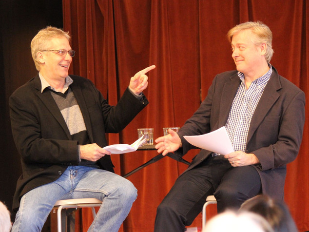 Scott Bryce and Mark Shanahan