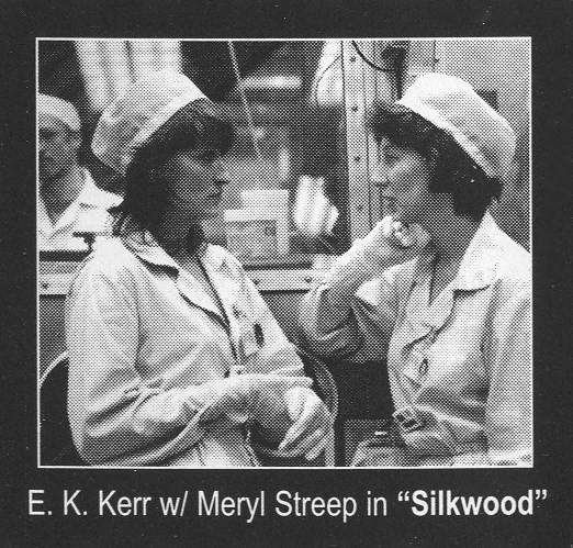 E. Katherine Kerr & Meryl Streep