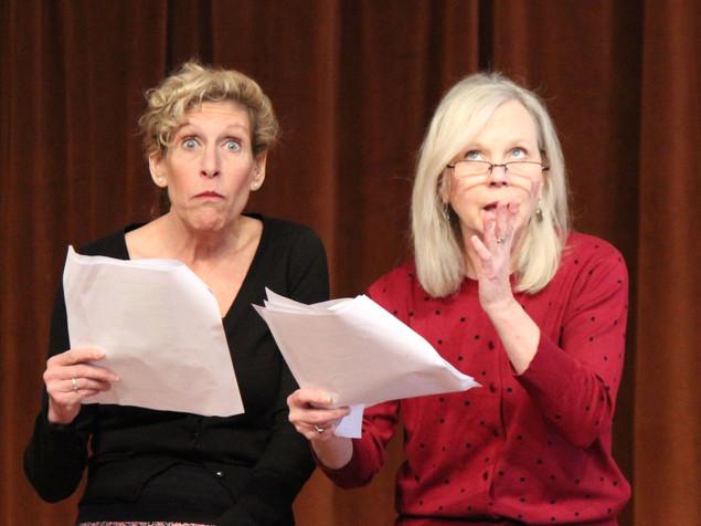 Katie Sparer & Carolyn Marble